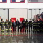 Stima e apprezzamento del presidente dell'Unione delle comunità islamiche delle Marche ai Vigili del Fuoco di Ancona