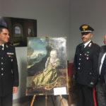"""Il dipinto Giulia Da Varano torna a Camerino a 39 anni dal furto: """"Un segno di buon auspicio per la città"""""""