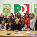 Donne da tutta la regione per ridare voce alla conferenza delle Democratiche delle Marche