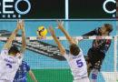 Quarta vittoria di fila in SuperLega per i campioni d'Italia della Lube: Latina battuta in quattro set