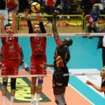 """La Cucine Lube suona la """"nona"""" a Reggio Calabria: battuta Vibo 3-1"""