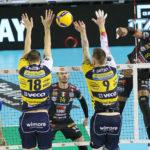 Del Monte® Supercoppa ancora stregata per la Cucine Lube: Modena vince 3-1 in semifinale