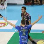 Una grande Cucine Lube Civitanova batte 3-1 Perugia: quinta vittoria di fila in SuperLega