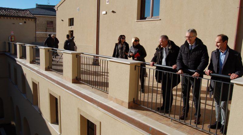 Ad Ancona rinasce la città universitaria: inaugurato lo Studentato del Buon Pastore