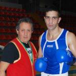 Boxe: Eros Seghetti e Andrea Aroni protagonisti sabato a Roccafluvione