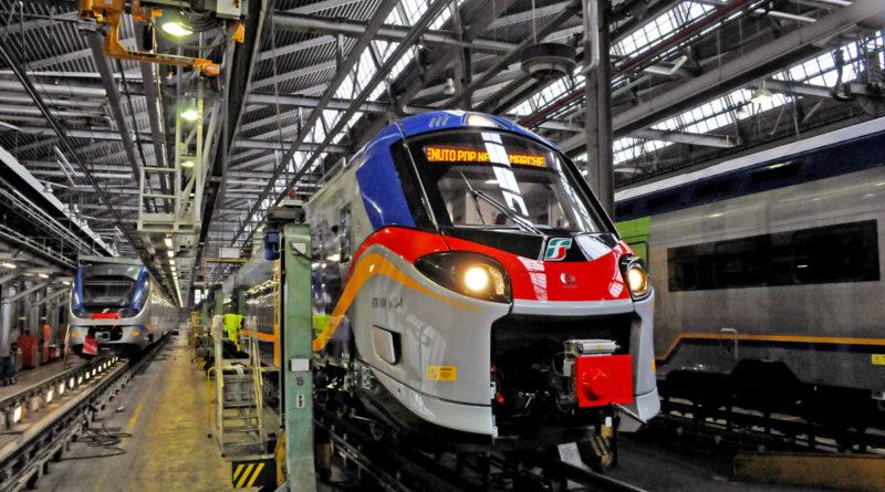 Firmato il Contratto di Servizio 2019-2033 fra Regione Marche e Trenitalia