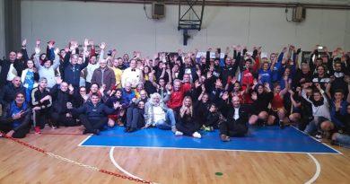 Anche gli atleti marchigiani protagonisti a Foligno alla Coppa Italia Amatori