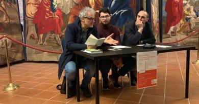 """Nicola Campagnoli ha presentato ad Ancona il libro di poesie """"La conquista dell'infanzia"""""""