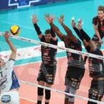 In SuperLega Cucine Lube da record a Trento: vittoria 3-1 e girone di andata chiuso da imbattuta