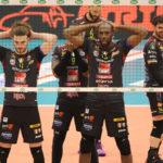 Cucine Lube schiacciasassi a Piacenza (3-0) chiude l'anno con l'ennesima vittoria