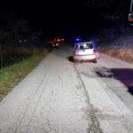 Scontro tra due auto con un ferito alla periferia di Fabriano