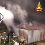 Vigili del fuoco impegnati su più fronti in tutta la provincia