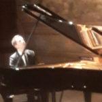 Al Teatro Rossini di Pesaro una splendida esibizione al pianoforte per la nuova stagione concertistica
