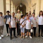 Ecco i ragazzi della Locanda Centimetro Zero ricordati dal Presidente Sergio Mattarella nel discorso di fine anno