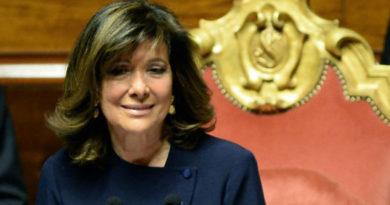 La presidente del Senato Casellati tra procedura, merito e terzietà