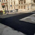 Situazione tornata normale nel centro di Ancona dopo la rottura della condotta idrica