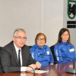 Premiate in Regione le atlete Samantha Ciurluini e Margherita Mazzantini, medaglie d'oro della nazionale trapiantati