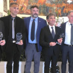 Genga-Frasassi ritira il Premio Giuliano Gemma: l'eccellenza italiana premiata al Coni a Roma