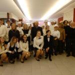 Kermesse di cucina ebraica all'Istituto Alberghiero Santa Marta di Pesaro