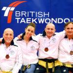 Da Londra a Roma il trionfo degli atleti del Taekwondo pesarese