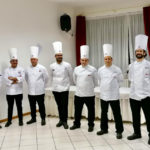 """In vista dei campionati della cucina italiana 2020 il team """"Marche"""" ai fornelli per una cena di allenamento"""