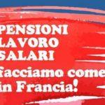 """Rifondazione Comunista: """"Su pensioni, lavoro e salari facciamo come in Francia"""""""