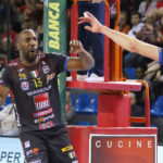 La Cucine Lube Civitanova domina il match con Verona: 3-0 e quindicesima vittoria in SuperLega