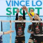 La Cucine Lube Civitanova è in finale di Coppa Italia: grande rimonta su Trento (3-2) nella semifinale di Bologna