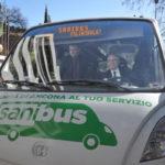 E' arrivato il Sanibus, nuovo servizio per accompagnare i cittadini al Poliambulatorio Asur di Viale della Vittoria ad Ancona