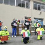 La Cina sempre più vicina: regalate 60mila mascherine al Comune di Recanati