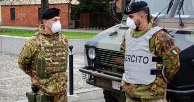 """Giorgio Girelli: """"Onore e gratitudine all'Esercito italiano"""""""