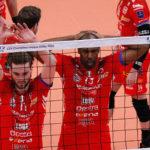 Missione compiuta in Belgio: netto 3-0 della Lube a Roeselare nell'andata dei quarti di finale di Champions League
