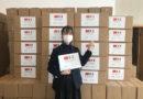 In arrivo a Recanati 60 mila mascherine donate dalla Cina