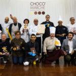 """Choco Marche dona un po' di dolcezza per gli """"artigiani della speranza"""" degli Ospedali Riuniti di Ancona"""