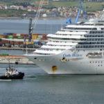 A bordo della nave Costa Magica ormeggiata al porto di Ancona rilevati 49 tamponi positivi