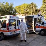 "Volontari osannati come ""eroi""maesclusidai trasporti ospedalieri"