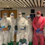 Sanitari a bordo della Costa Magica: fatti i tamponi a 145 membri dell'equipaggio
