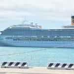 Da oggi la nave da crociera Costa Magica è Covid free: trasferiti tutti i marittimi ancora positivi