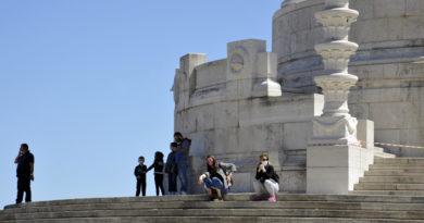 Ad Ancona è iniziata la Fase 2 tra mascherine e distanziamento sociale / VIDEO