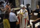 Dopo una lunga pausa anche ad Ancona i fedeli sono tornati ad assistere alla Messa domenicale