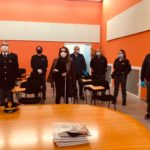 Da Prefettura e Polizia di Stato 200 mascherine per l'Unione ciechi e ipovedenti di Ascoli Piceno
