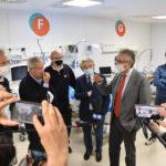 Lavori ultimati al Covid Hospital di Civitanova, entro pochi giorni la struttura sarà operativa