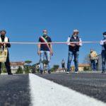 Nuova opera strategica per Pesaro: aperta la strada di collegamento tra Vismara e Cattabrighe