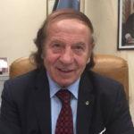 """Giorgio Girelli: """"Intenso cordoglio per la scomparsa di Gianfranco Terenzi"""""""