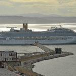 La Costa Magica ha lasciato Ancona e si prepara a tornare a solcare i mari