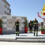 L'ingegner Mariano Tusa nuovo Comandante provinciale di Ancona dei Vigili del fuoco