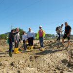 Ormai conclusi i lavori lungo il fiume Foglia, a difesa del centro urbano di Pesaro