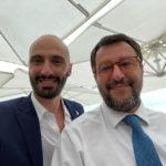 Marchetti annuncia che venerdì e sabato Salvini sarà nelle Marche