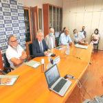 Presentato in Regione il progetto per la messa in sicurezza dei fiumi
