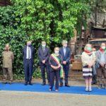 In forma ridotta anche la cerimonia per il 76° anniversario della Liberazione di Ancona